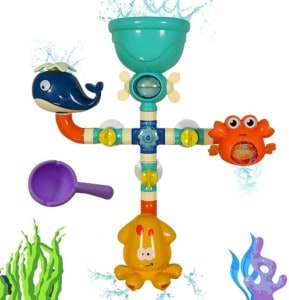 Best Bath Toys for Babies and Toddlers