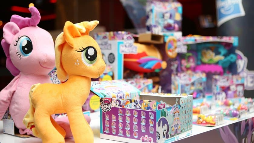 10 My Little Pony Toys: Best Gifts for Girls and Boys of Different Ages
