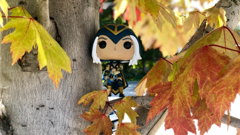 Fall 2021 Release: League of Legends Toys